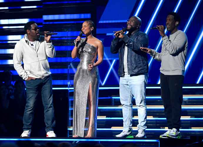 Alicia Keys & Boyz II Men Pay Tribute To Kobe Bryant In Grammys Opening Performance [Video]