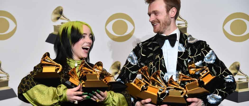 Grammy Awards 2020: Billie Eilish Sweeps Top 4 Honors [Full Winners List]