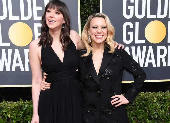 Kate McKinnon Thanks Ellen DeGeneres For Paving Way For Gay Comedians In Golden Globes Speech