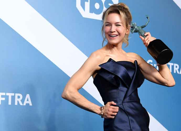 SAG Awards 2020: Renée Zellweger & Joaquin Phoenix Win Top Acting Honors [Complete Winners List]