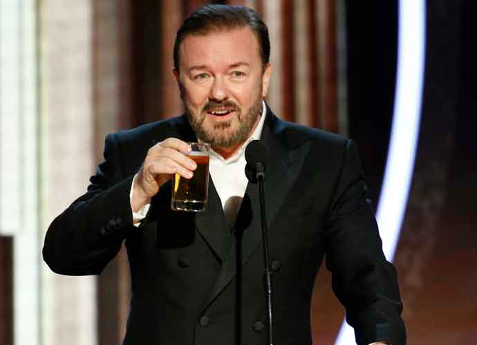 Ricky Gervais Says He Wants His Body To Be Eaten By Lions After He Dies