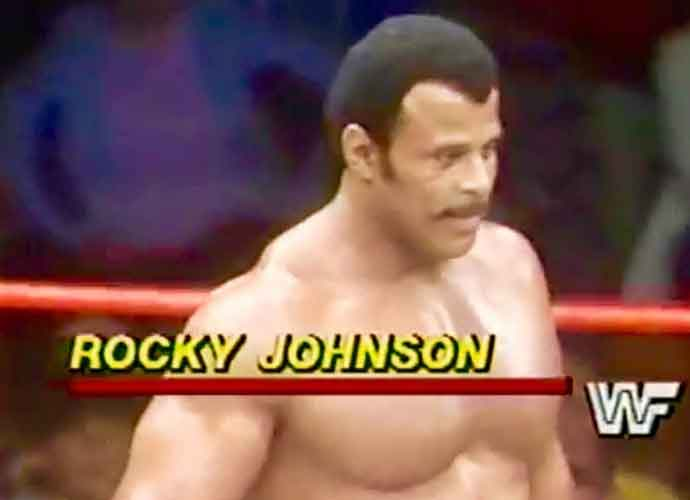 """Professional Wrestler Rocky Johnson, Father of Dwayne """"The Rock"""" Johnson, Dies At 75"""
