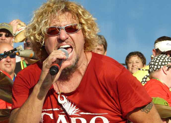 Sammy Hagar Vows To Perform Despite Coronavirus: 'I'd Rather Personally Get Sick & Even Die'