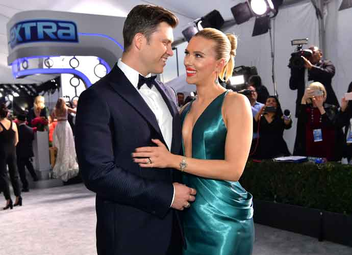 Scarlett Johansson And Colin Jost Welcome First Child Together