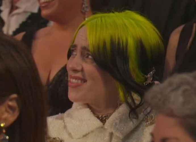Billie Eilish's Reactions To Oscars Performances Inspire Memes