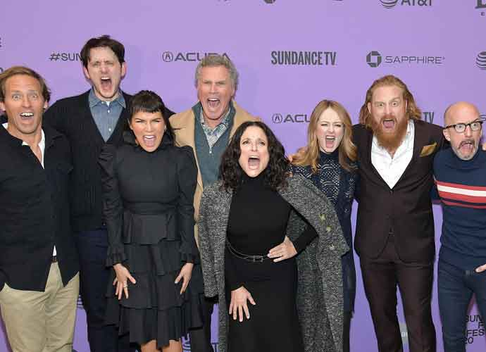 Julia Louis-Dreyfus, Will Ferrell & Cast Of 'Downhill' Ham It Up At Sundance Film Festival