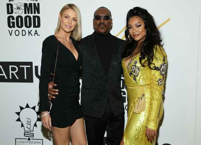 Eddie Murphy Opens Up About Being A Father Of 10