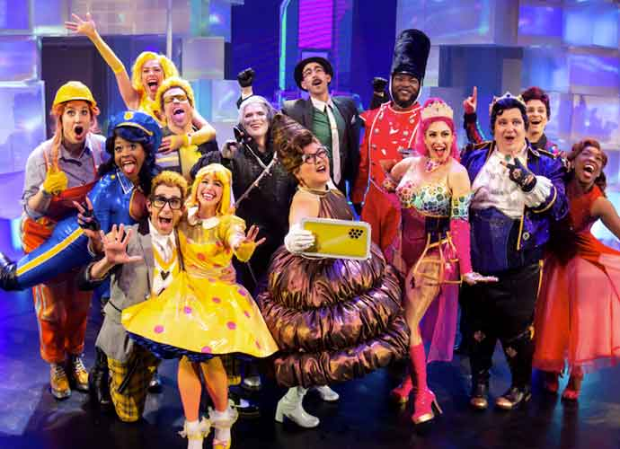 'Emojiland' Theater Review: Kitschy Musical Finds Depth In Surprising Places
