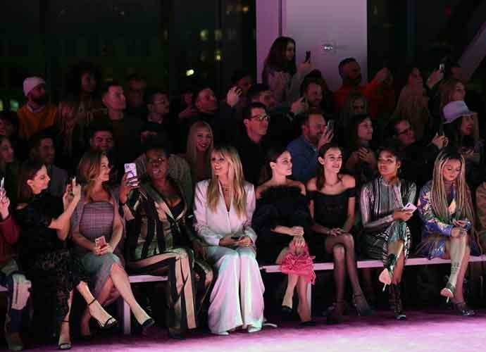 Alicia Silverstone, Leslie Jones, Heidi Klum, Rachel Bilson & Alexa Chung Sit Front Row At Christian Siriano Show At NYFW