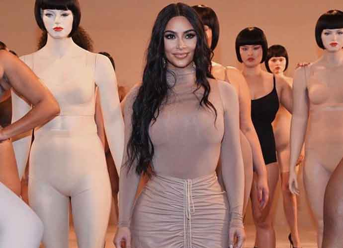 Kim Kardashian Launches New Fashion Shapewear Line 'SKIMS' For Women Of All Body Types