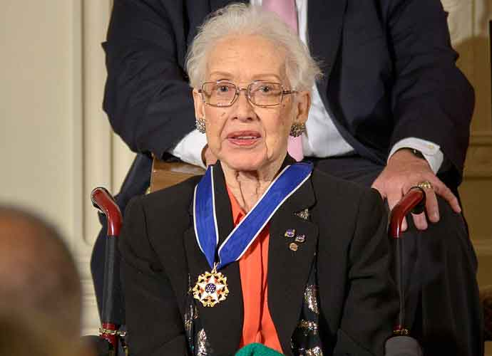 Katherine Johnson, NASA Mathematician Who Inspired Movie 'Hidden Figures,' Dies At 101
