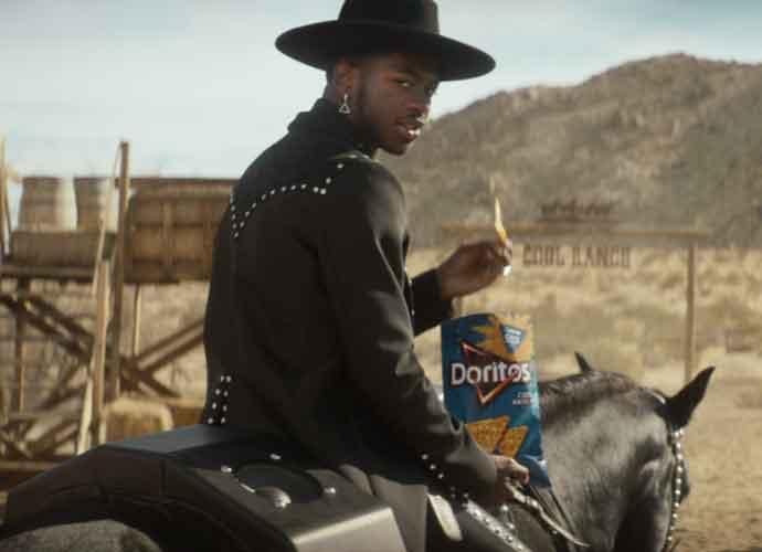 Lil Nas X Wins Dance-Off Against Sam Elliott In Doritos Super Bowl Ad [Video]