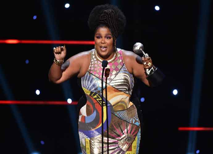 Lizzo Wins Entertainer Of The Year At NAACP Image Awards
