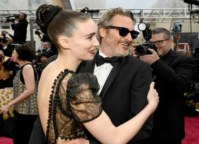 Who Is Joaquin Phoenix's Fiancée Rooney Mara? The Surprising History Of Their Relationship