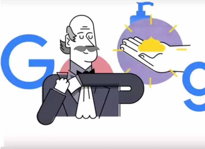 Google Doodle Of Ignaz Semmelweis Shows The Importance Of Hand Washing