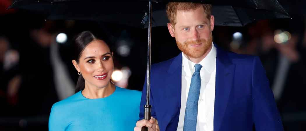 Prince Harry & Meghan Markle Quit Social Media