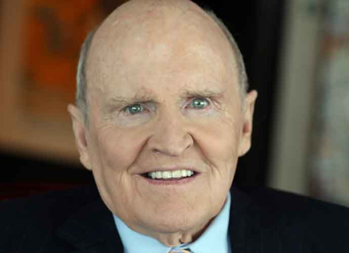 Jack Welch, Former G.E. CEO Known As 'Manager Of The Century,' Dies At 84