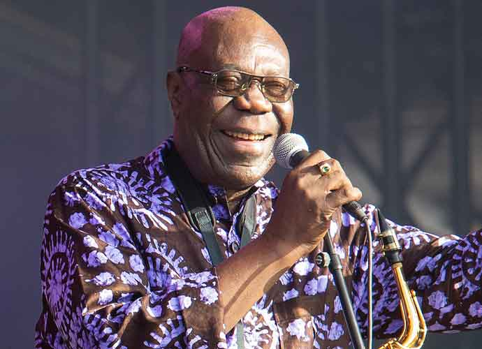 Afro-Funk Pioneer Manu Dibango Dies At 86 From COVID-19