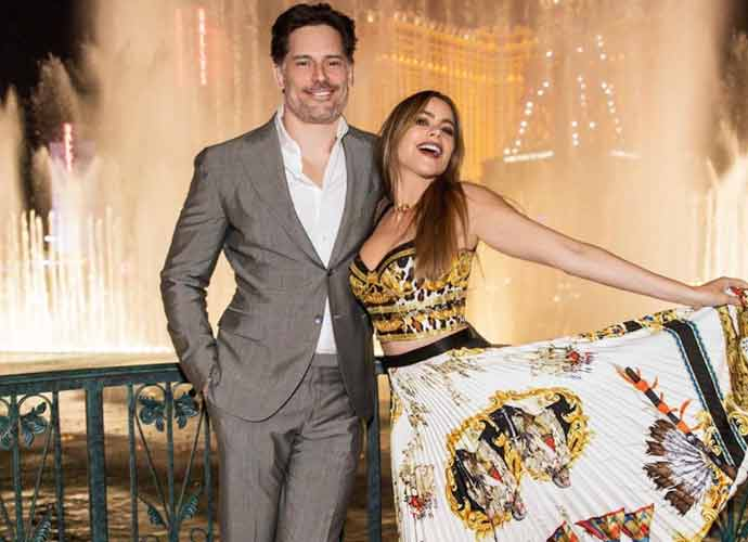 Sofia Vergara & Joe Manganiello Party In Las Vegas
