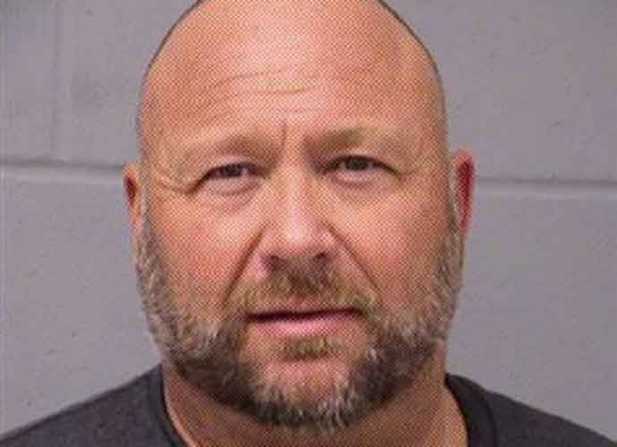 Infowars' Alex Jones Arrested On DWI Charge [Mugshot]