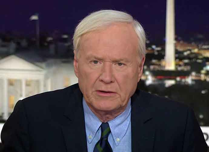 'Hardball' Host Chris Matthew Retires After Sexual Harassment Accusations
