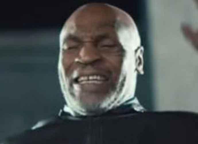 "Watch: Mike Tyson 'Knocks Out' Eminem In New Music Video""Godzilla"""