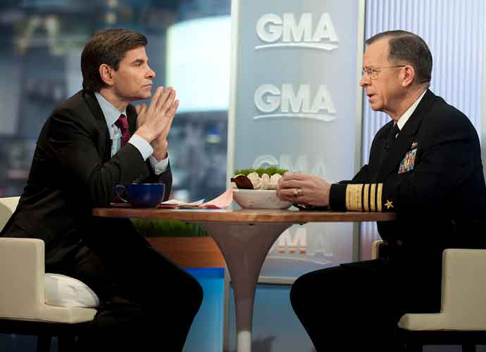 'Good Morning America' Host George Stephanopoulos Tests Positive For Coronavirus