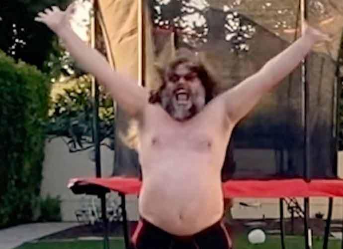 Jack Black Dances Shirtless In Tik Toc Video During Coronavirus Quarantine