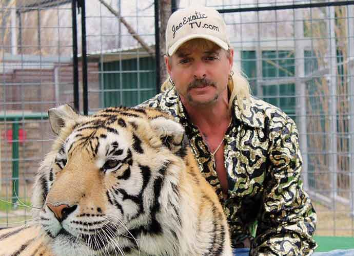 'Tiger King' Team Heads To D.C. In Hopes Of Trump Pardon For Joe Exotic