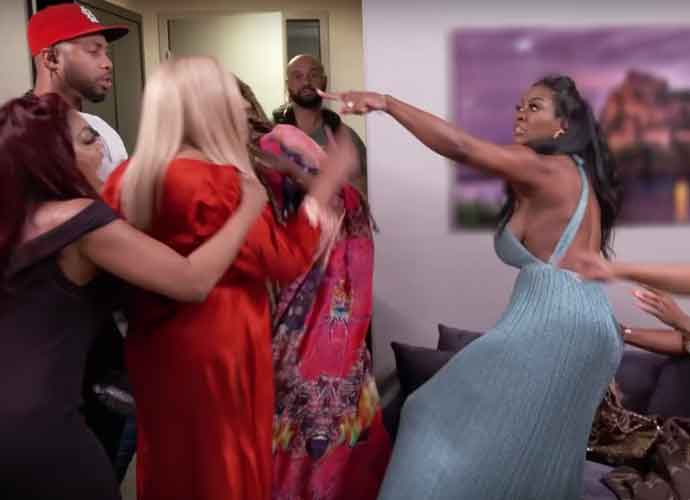 NeNe Leakes Laughs At Rumors Saying She's Been Fired From 'Real Housewives Of Atlanta'