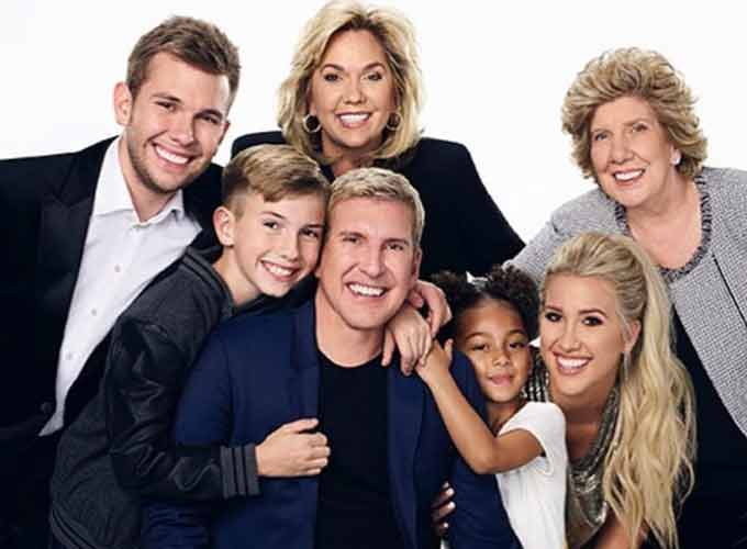 'Chrisley Knows Best' Star Todd Chrisley Announce That He's Recovering From COVID-19