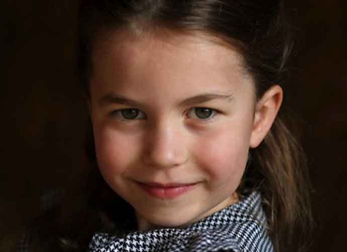 New Pictures Of Princess Charlotte Released For Her Fifth Birthday