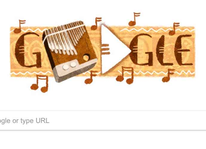 What Is A Mbira? Google Doodle Celebrates Zimbabwe's National Musical Instrument
