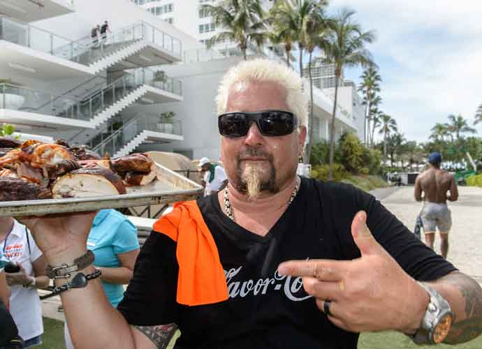 Guy Fieri & Bill Murray To Compete In Nacho Making Competition To Raise Money For Unemployed Restaurant Workers