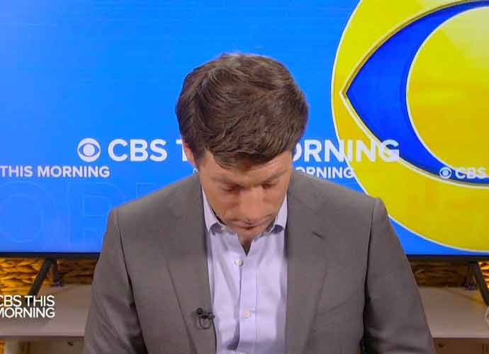 Tony Dokoupil Denies Falling Asleep During 'CBS This Morning' Commercial Break