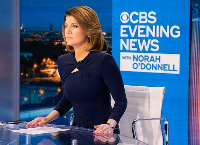 Norah O'Donnell Apologizes After Control Room Glitch Wipes Out 'CBS Evening News' For Half Of Country