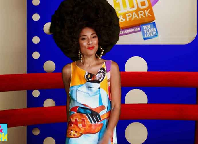 Amanda Seales Delivers Powerful Monologue About Importance Of The BET Awards