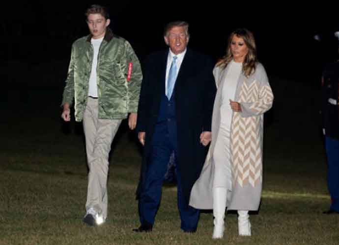 Barron Trump's Private School, St. Andrew's, Won't Have In-Person Classes This Fall – To Go All Virtual