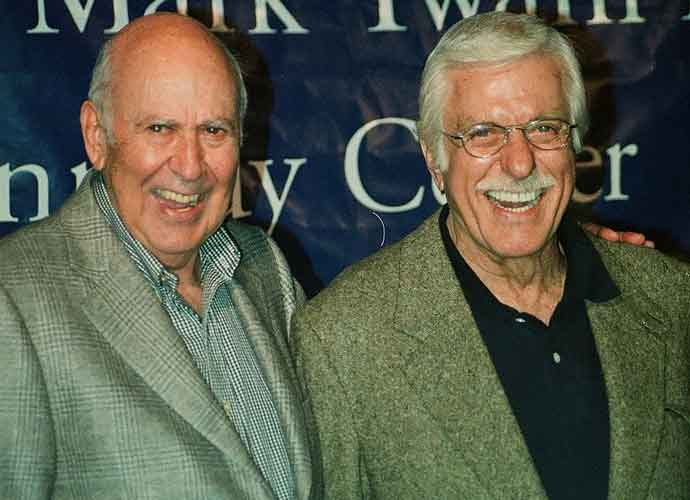Comedian Carl Reiner, Creator Of 'The Dick Van Dyke Show,' Dies At 98