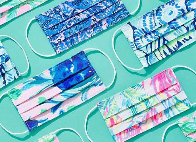 Lilly Pulitzer Face Masks Are Available Online After Selling Out