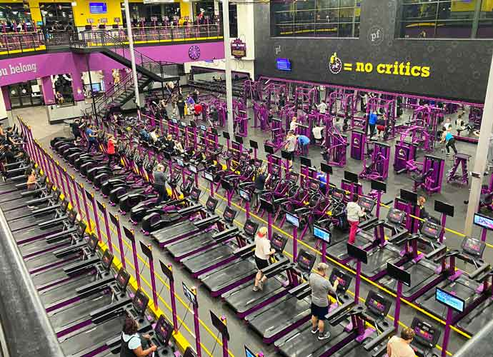 200 Planet Fitness Members Asked To Quarantine In West Virginia After Gym Goer Contracts Coronavirus