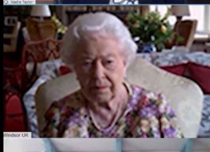 WATCH: Queen Elizabeth Participates In First Public Video Call, Salutes Unpaid Caregivers