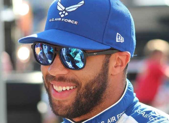 Noose Found In NASCAR Driver Bubba Wallace's Garage After He Speaks Out Against Confederate Flag
