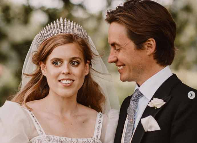 Princess Beatrice Marries Edoardo Mapelli Mozzi In Small Surprise Ceremony [Photos]