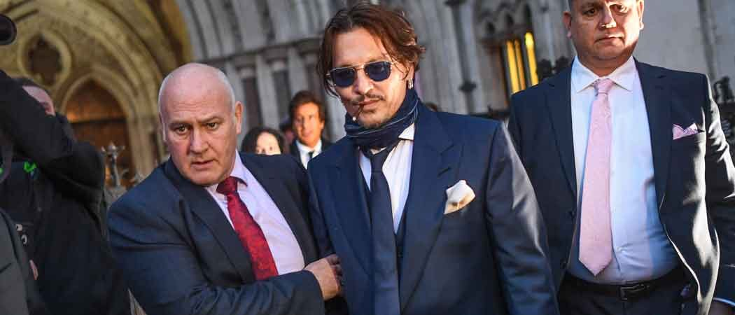 'Deep Misogyny' At Root Of Johnny Depp's Anger Toward Amber Heard, Lawyer In Libel Case Says