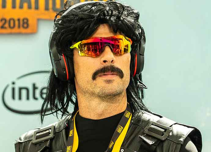 Dr. Disrespect Says He Won't Return To Twitch