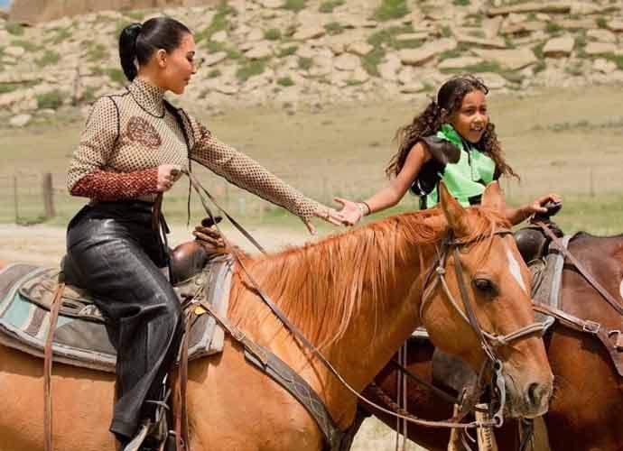 North West Celebrates Wyoming Style 7th Birthday With Mom Kim Kardashian