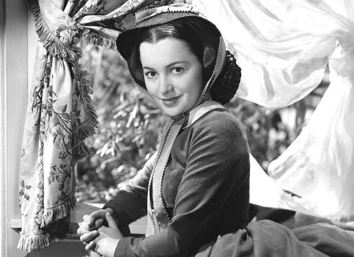 Olivia De Havilland, Star Of 'Gone With the Wind,' Dies At 104