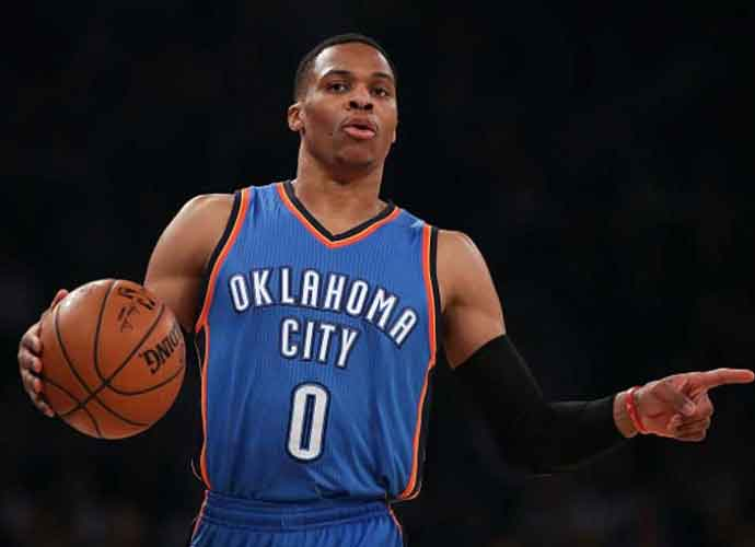 NBA Star Russell Westbrook Tests Positive For COVID-19