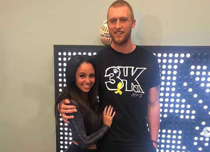 Vanessa Morgan Posts Ultrasound Photo After Divorce Filing By MLB Star Michael Kopech